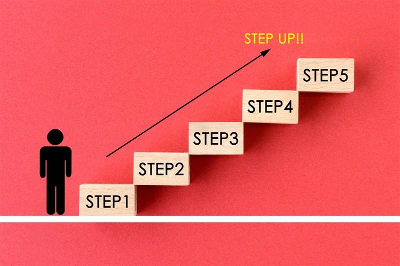業者選びのステップ